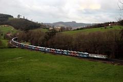 Valladolid-Muriedas (MACD 3) Tags: comsarailtransport 269050 mitsubishi caf adif ltf renault captur tren train canon eos600d