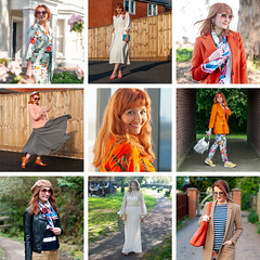 Not Dressed As Lamb - About (Not Dressed As Lamb) Tags: dressed lamb about blogger fashion style redhead