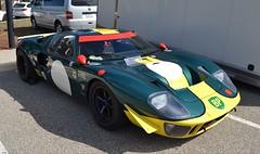 FORD GT40 MkI - Replica PATHFINDER (GT40R) (SASSAchris) Tags: ford gt40 mk1 replica pathfinder gt40r mki voiture américaine 10000 tours castellet circuit ricard 10000toursducastellet httt htttcircuitpaulricard htttcircuitducastellet
