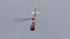 Gazelle (Bernie Condon) Tags: westland gazelle ht3 helicopter rn royalnavy trainer sa341d training military warplane dunsfold wingswheels airshow surrey uk aviation aircraft flying display