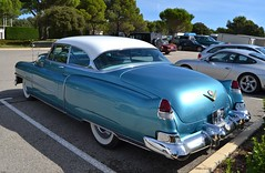 CADILLAC Eldorado Seville (1ère génération) - 1953 (SASSAchris) Tags: cadillac eldorado seville génération 10000 tours castellet circuit ricard voiture américaine httt htttcircuitpaulricard htttcircuitducastellet 10000toursducastellet 1ère