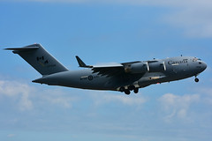 RCAF 177704 (Steelhead 2010) Tags: rcaf arc royalcanadianairforce boeing c17 cc177 globemaster 177704 yhm