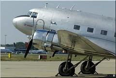 Douglas C-47B Dakota Mk4, Chalair aviation, F-AZOX (OlivierBo35) Tags: spotting spotter rns lfrn dakota dc3 c47 chalair