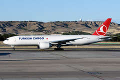 Boeing 777-FF2 Turkish Airlines Cargo TC-LJO MAD LEMD (Toni Marimon) Tags: boeing 777ff2 turkish airlines cargo tcljo mad lemd barajas