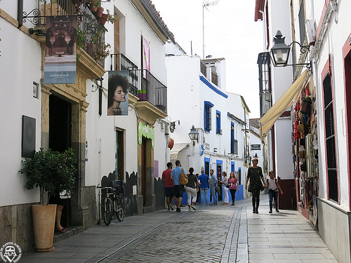 calle en Córdoba