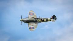 Spitfire (rDLE_) Tags: meeting aerien ferte alais 2019 aircraft avion ancien ww2 rafale marine yak spitfire