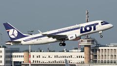 SP-LIL (Andras Regos) Tags: aviation aircraft plane fly airport bud lhbp spotter spotting lot lotpolishairlines embraer erj175 erj175lr