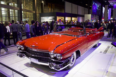 1959 Cadillac Eldorado Barritz Convertible (Hertj94 Photography) Tags: 1959 cadillac eldorado barritz convertible 2019 chicago auto show mccormick place illinois february canon t3