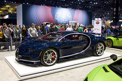 Chiron (Hertj94 Photography) Tags: bugatti chiron 2019 chicago auto show mccormick place illinois february canon t3