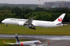 Japan Airlines | Boeing 787-9 | JA862J | Tokyo Narita (Dennis HKG) Tags: aircraft airplane airport plane planespotting oneworld canon 7d 100400 tokyo narita rjaa nrt japanairlines jal jl japan boeing 787 7879 boeing787 boeing7879 dreamliner ja862j