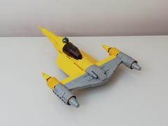 Naboo N-1 Starfighter (WIP) (Allen0937) Tags: lego moc starwars naboo n1 starfighter