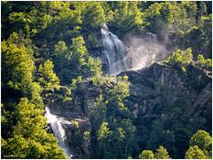 Cascata Zaunere-Fornolosa (Bertalberto) Tags: waterfalls landscape alpi alps montagne panorama valleorco piemonte piedmont mountains mountainscape cascata italia italy parconazionaledelgranparadiso