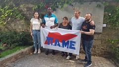 gallia-diethni-suskepsi6 (PAME-All Workers Militant Front) Tags: pame παμε πανεργατικό αγωνιστικό μέτωπο all workers militant front greece εργάτησ σωματείο συνδικάτο απεργία συλλαλητήριο κινητοποίηση διμαρτυρία αγώνασ πορεία πολιτισμόσ αθλητισμόσ εργασία εργατικά δικαιώματα μισθόσ σύμβαση συλλογική κατάληψη δράση ταξικό strike working class struggle trade union protest παγκόσμια συνδικαλιστική ομοσπονδία world federation wftu fsm rights freedom organization προνοια ασφάλιση υγεία action internationalism imperialism ιμπεριαλισμόσ διεθνισμόσ αλληλεγγύη solidarity