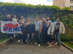 gallia-diethni-suskepsi5 (PAME-All Workers Militant Front) Tags: pame παμε πανεργατικό αγωνιστικό μέτωπο all workers militant front greece εργάτησ σωματείο συνδικάτο απεργία συλλαλητήριο κινητοποίηση διμαρτυρία αγώνασ πορεία πολιτισμόσ αθλητισμόσ εργασία εργατικά δικαιώματα μισθόσ σύμβαση συλλογική κατάληψη δράση ταξικό strike working class struggle trade union protest παγκόσμια συνδικαλιστική ομοσπονδία world federation wftu fsm rights freedom organization προνοια ασφάλιση υγεία action internationalism imperialism ιμπεριαλισμόσ διεθνισμόσ αλληλεγγύη solidarity