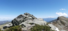 Le pic des 3 seigneurs (François Magne) Tags: boucle pic 3 trois seigneurs pyrénées montagne rocher neige panorama minéral