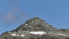 Coup de zoom sur le pic des 3 seigneurs (François Magne) Tags: boucle pic 3 trois seigneurs pyrénées montagne rocher neige panorama minéral