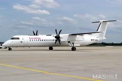 Eurowings (LGW) Dash 8Q400 D-ABQK @ MUC (MASAviation) Tags: eurowings lgw dash dash8 q400 lufthansa spotter aviation avgeek plane