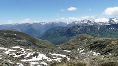 Depuis le pic des 3 Seigneurs (François Magne) Tags: boucle pic 3 trois seigneurs pyrénées montagne rocher neige panorama minéral
