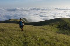 Crepuscolare Pedone Prana (Luca Rodriguez) Tags: pedone prana lucarodriguez apuane alpiapuane tramonto sunset montagna mountain trekking hiking toscana tuscany nuvole clouds