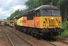 Colas Rail Class 56 (56113) - Holytown (saulokanerailwayphotography) Tags: 56113 class56 colasrailfreight