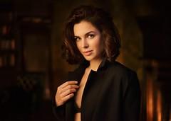Portrait (Maxim Maximov) Tags: 2019 beautiful girl model portrait portrait2019 sexy studio themaksimov woman