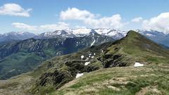 Les crêtes (François Magne) Tags: boucle pic 3 trois seigneurs pyrénées montagne rocher neige panorama minéral