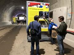 Wandelen door de tunnel (Rotterdamsebaan) Tags: vlietzoom denhaag infra infrastructuur bouwen techniek rotterdamsebaan dagvandebouw tunnel