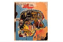 Jean-Michel Basquiat - Fondation Vuitton, Paris