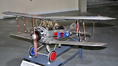 Gloster Gamecock 23 Squadron RAF (BIKEPILOT, Thx for + 5,000,000 views) Tags: gloster gamecock 23squadron raf model jetagemuseum gloucester gloucesterairport airfield aerodrome aircraft aeroplane aviation fighter biplane vintage classic royalairforce british museum military airport