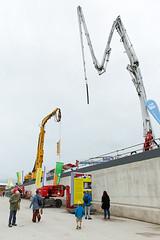 Tentoongestelde machines (Rotterdamsebaan) Tags: vlietzoom denhaag infra infrastructuur bouwen techniek rotterdamsebaan dagvandebouw tunnel