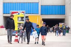 Open dag was gezellig druk (Rotterdamsebaan) Tags: vlietzoom denhaag infra infrastructuur bouwen techniek rotterdamsebaan dagvandebouw tunnel