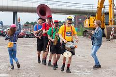 Live muziekbands (Rotterdamsebaan) Tags: vlietzoom denhaag infra infrastructuur bouwen techniek rotterdamsebaan dagvandebouw tunnel