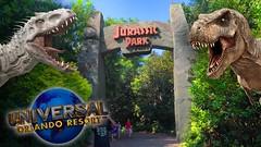 Jurassic Park Universal Studios Orlando Florida ARCHIVED (Larry Craftman) Tags: jurassic park universal studios orlando florida archived