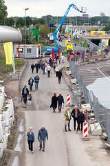 Van knooppunt Ypenburg naar de Vlietzoom (Rotterdamsebaan) Tags: vlietzoom denhaag infra infrastructuur bouwen techniek rotterdamsebaan dagvandebouw tunnel