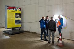 Uitleg over de bouwwerkzaamheden (Rotterdamsebaan) Tags: vlietzoom denhaag infra infrastructuur bouwen techniek rotterdamsebaan dagvandebouw tunnel