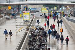 Fietsenstalling (Rotterdamsebaan) Tags: vlietzoom denhaag infra infrastructuur bouwen techniek rotterdamsebaan dagvandebouw tunnel