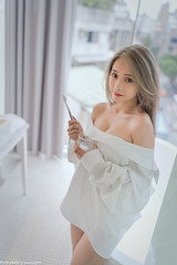 III00409 (HwaCheng Wang 王華政) Tags: 蕭卉君 亮亮 紅豆妹 md model portraiture sony a7r3 ilce7rm3 a7r mark3 a9 24 35 85 gm ilce9