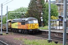 LARBERT 56113 (johnwebb292) Tags: larbert diesel class 56 colasrail 56113
