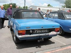 PDG 100G - 1968 Vauxhall Viva GT Crayford (quicksilver coaches) Tags: vauxhall viva hb crayford pdg100g vauxhallheritage luton