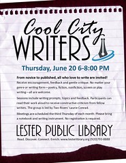 Cool City Writers
