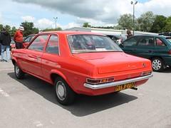 HTM 275N - 1975 Vauxhall Viva 1300 Deluxe (quicksilver coaches) Tags: vauxhall viva hc htm275n vauxhallheritage luton