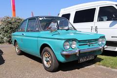 Sunbeam Stiletto ROD218H (Andrew 2.8i) Tags: classics meet show cars car classic weston westonsupermare british saloon sedan hillmanimp rootesgroup stiletto sunbeam