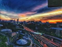 #petalingjaya #malaysia #viewfromhome #sunset #maghrib #yuni (watsonchain2194) Tags: petalingjaya malaysia viewfromhome sunset maghrib yuni