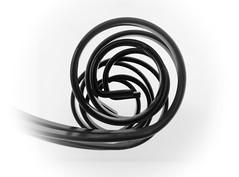Curved Skewers (Uup115) Tags: hmm macro curvedkabobskewers curves bw closeup canon macromondays canonpowershotgx5 blackwhite