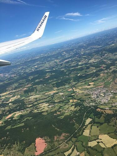 Ryanair EI-GSK from Rodez Aveyron