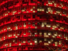 2774  Torre Agbar, Barcelona (Ricard Gabarrús) Tags: