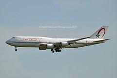 Moroccan Government CN-MBH Boeing 747-8Z5BBJ cn/37500-1440 @ LFPG / CDG 15-06-2019 (Nabil Molinari Photography) Tags: moroccan government cnmbh boeing 7478z5bbj cn375001440 lfpg cdg 15062019