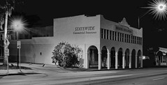 Maher Building, 1423 20th Street, Vero Beach, Florida, USA / Built: 1920 / Floors: 2 / Architectural Style:  Mediterranean Revival Style / NRHP reference # 94001274 / Added to NRHP: October 28, 1994 (Photographer South Florida) Tags: verobeach indianrivercounty city cityscape urban downtown skyline florida density centralbusinessdistrict building architecture commercialproperty cosmopolitan metro metropolitan metropolis sunshinestate realestate highrise condominium humidsubtropicalclimate treasurecoast verobeachpier atlanticocean jayceepark sand beach seaweed fishingpier historicdowntown puebloarcade streetphotography theatreplazahistoricdowntown statewidecommercialinsurance maherbuilding 142320thstreetverobeach usa built1920 nrhpreference94001274 addedtonrhpoctober28 1994