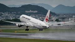 20190610 ITM JA613J (dora9092) Tags: 伊丹空港 japanairlines osakainternationalairport 伊丹スカイパーク rjoo 大阪国際空港 itm jal 767300 itamiairport 日本航空 boeing767346er