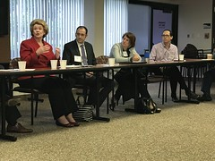 Meeting with Senator Stabenow